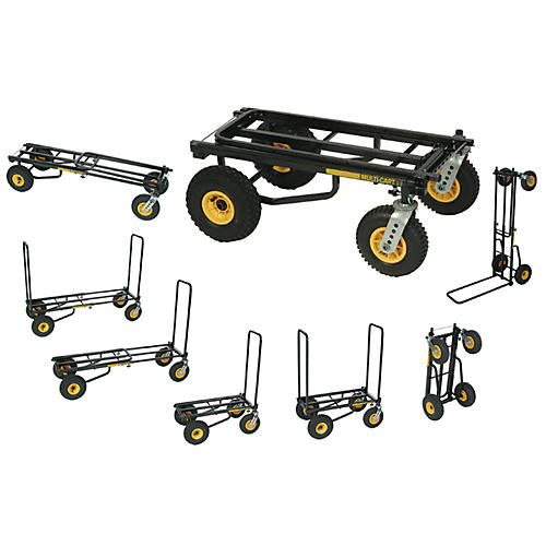 Multi-Cart 8-in-1 R12 All-Terrain Equipment Transporter Cart