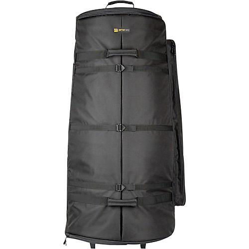 Protec Multi Tom Bag With Wheels Black