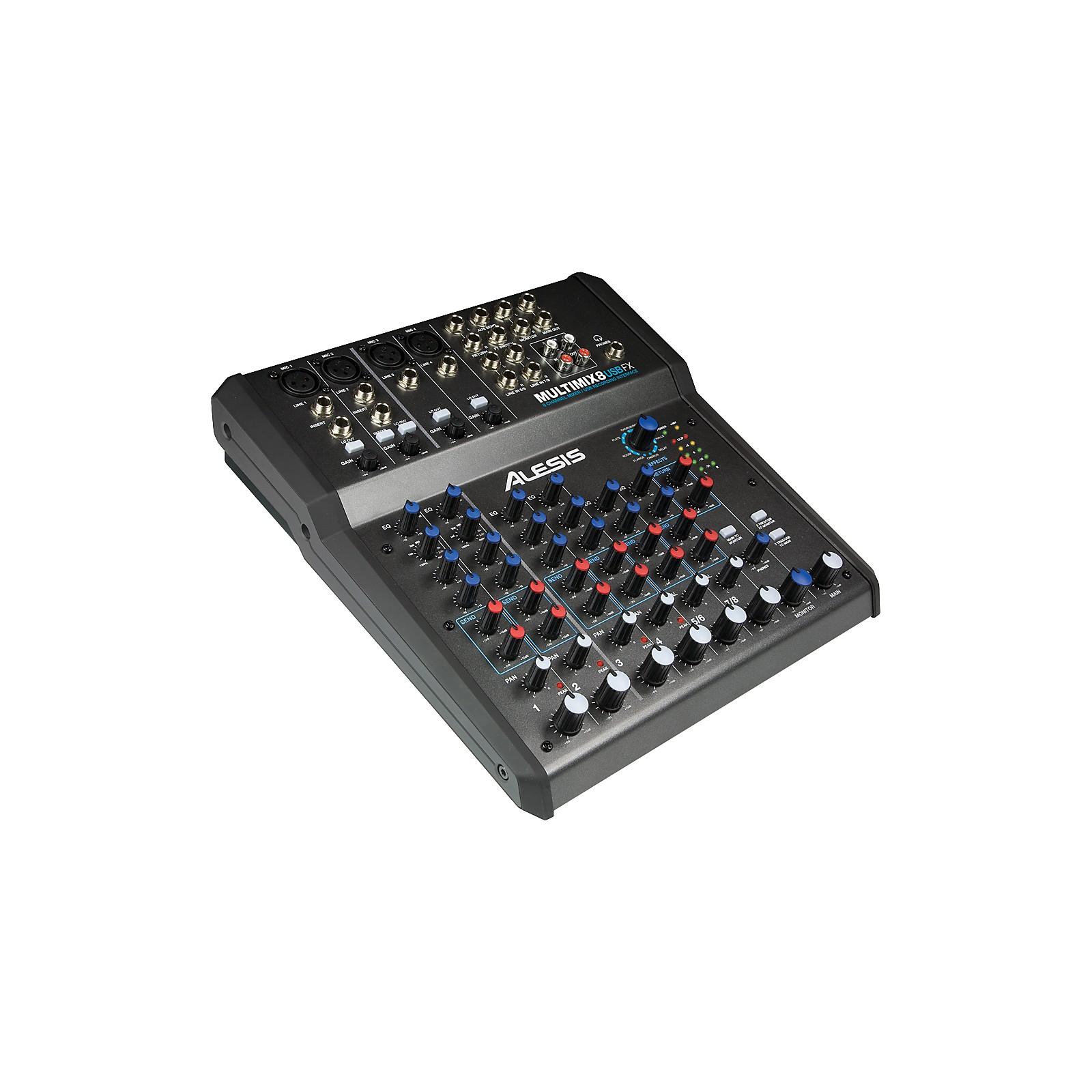 Alesis MultiMix 8 USB FX Regular
