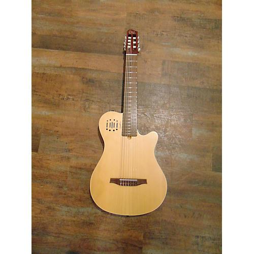 Multiac Encore 7 Classical Acoustic Electric Guitar