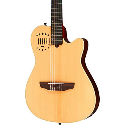 Godin Multiac Nylon Duet Ambiance Acoustic-Electric Guitar