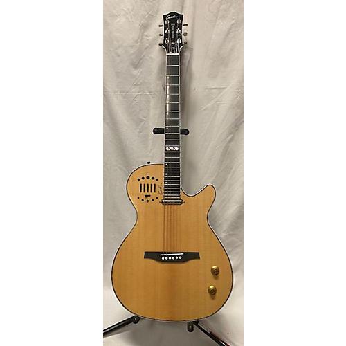 Godin Multiac Steel Acoustic Electric Guitar Natural
