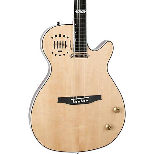 Godin Multiac Steel Natural HG Acoustic-Electric Guitar Natural