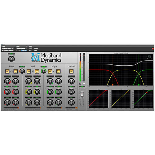 METRIC HALO Multiband Dynamics for Pro Tools AAX Software Download