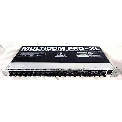 Behringer Multicom Pro XL MDX4600 Compressor