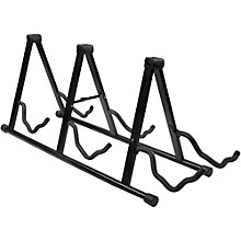 Musician's Gear Multiple Guitar Stand, 3 Guitars