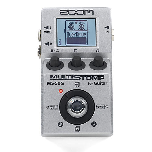 Zoom Multistomp MS50G Pedal