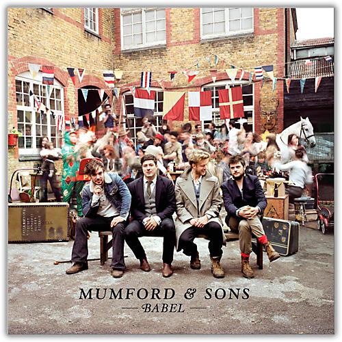 Universal Music Group Mumford & Sons - Babel Vinyl LP