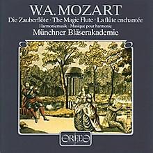 Munchner Blaserakademie - Die Zauberflote