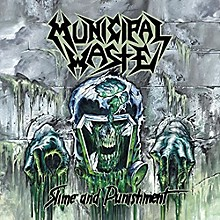 Municipal Waste - Slime And Punishment Coke Bottle Green