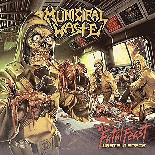 Alliance Municipal Waste - The Fatal Feast