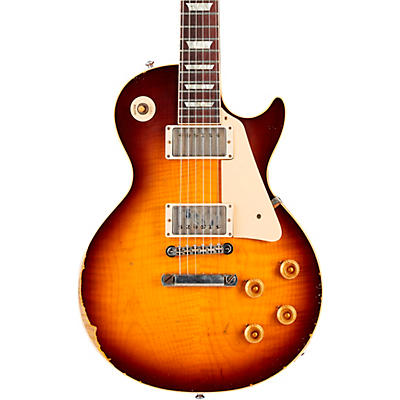 Gibson Custom Murphy Lab 1959 Les Paul Standard Reissue Ultra Heavy Aged Electric Guitar