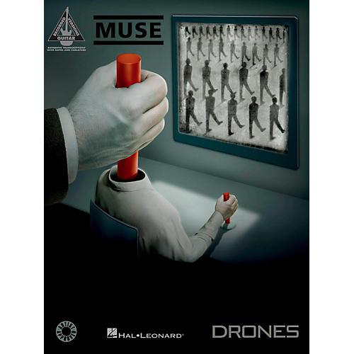 Hal Leonard Muse - Drones Guitar Tab Songbook