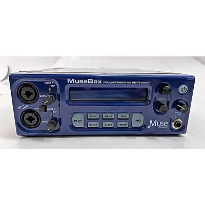 Muse Research MuseBox Multi Effects Processor