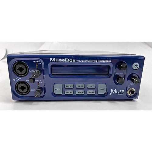 MuseBox Multi Effects Processor