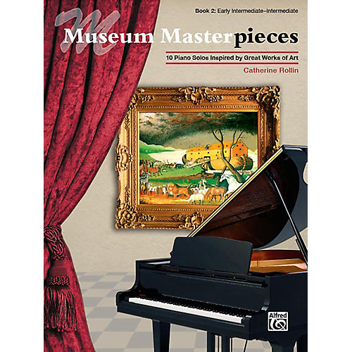 Alfred Museum Masterpieces, Book 2 - Early Intermediate / Intermediate