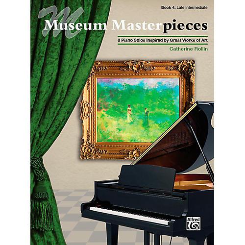 Alfred Museum Masterpieces, Book 4 - Late Intermediate