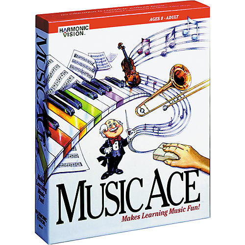 Harmonic Vision Music Ace 1 - Educator Version