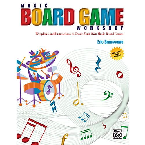Alfred Music Board Game Workshop Book