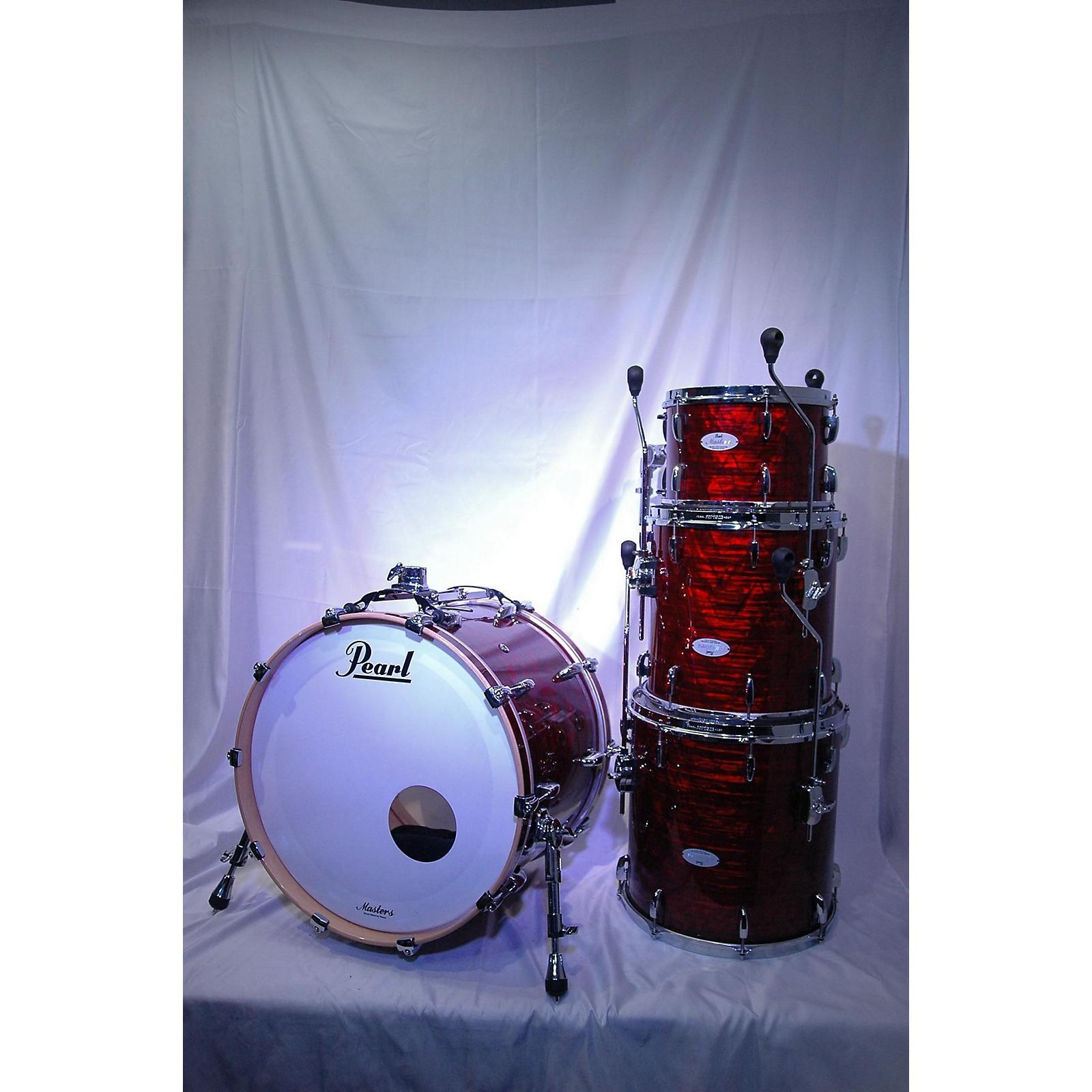 Pearl Music City Custom Masters Maple Reserve Drum Kit