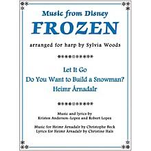 Hal Leonard Music From Disney's Frozen for Harp