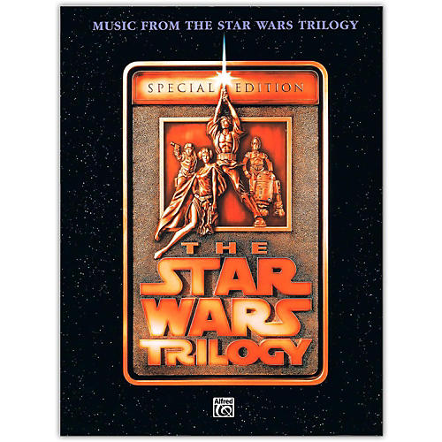 Alfred Music From The Star Wars Trilogy Special Edition for Piano/Vocal/Guitar