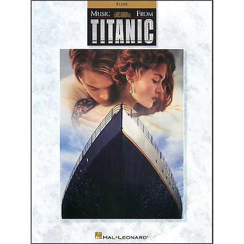 Hal Leonard Music From Titanic for Flute