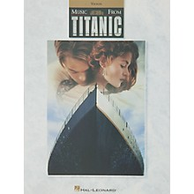 Hal Leonard Music From Titanic for Violin