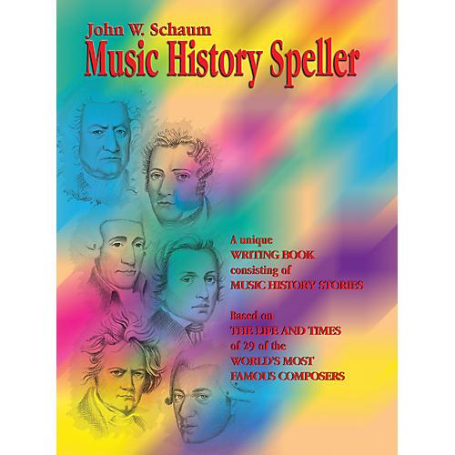 Alfred Music History Speller