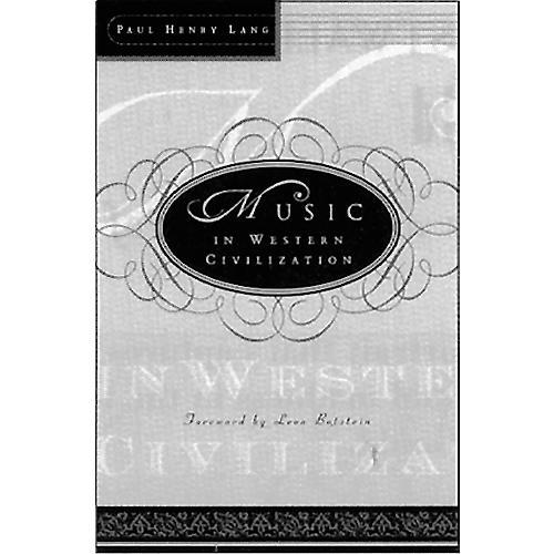 WW Norton Music In Western Civilization