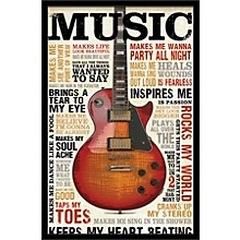 Trends International Music Inspires Me Poster