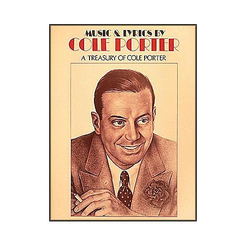 Hal Leonard Music & Lyrics By Cole Porter Vol1 arranged for piano, vocal, and guitar (P/V/G)