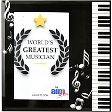 AIM Music Notes and Keyboard Photo Frame