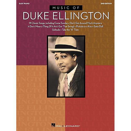 Hal Leonard Music Of Duke Ellington For Easy Piano