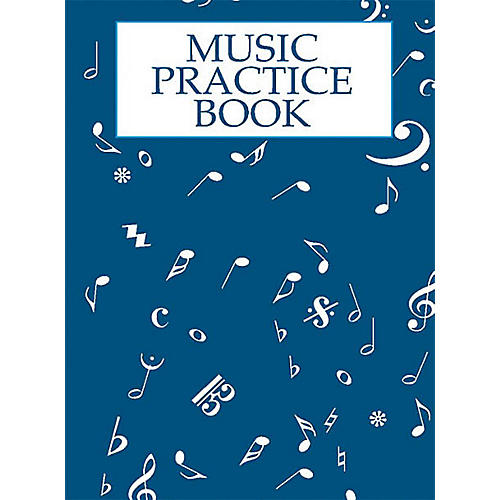 Music Sales Music Practice Book Music Sales America Series Softcover