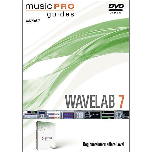 Hal Leonard Music Pro Guide Wavelab 7 Beginner/Intermediate DVD