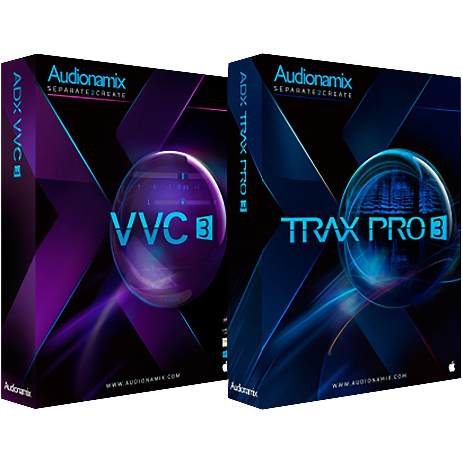 Audionamix Music Production Bundle Software Download