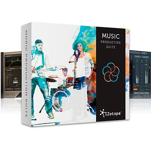 iZotope Music Production Suite