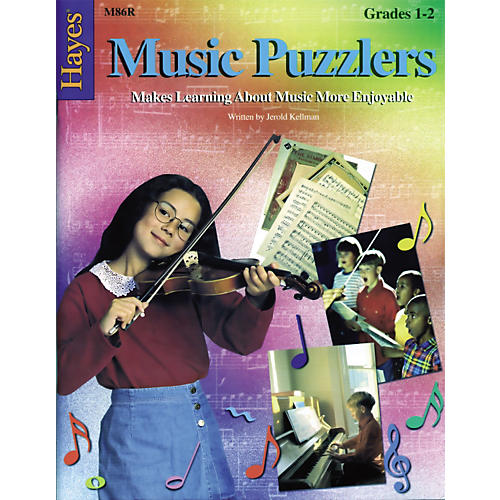 Hayes Publishing Music Puzzlers Book