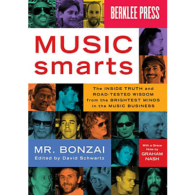 Berklee Press Music Smarts Berklee Press Series Softcover Written by Mr. Bonzai