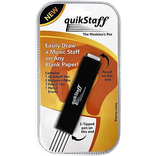 QuikStaff Music Staff Drawing Pen