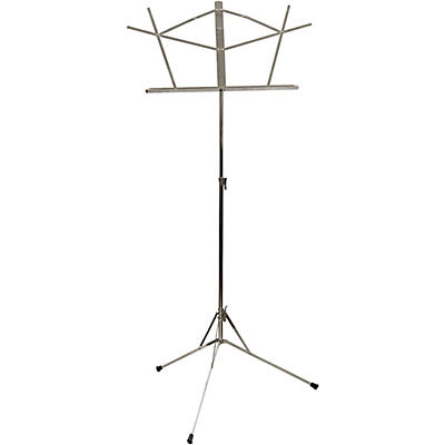 Stageline Music Stand Nickel