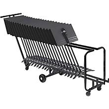 Open BoxManhasset Music Stand Storage Cart (Holds 25)