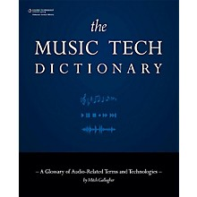 Cengage Learning Music Tech Dictionary