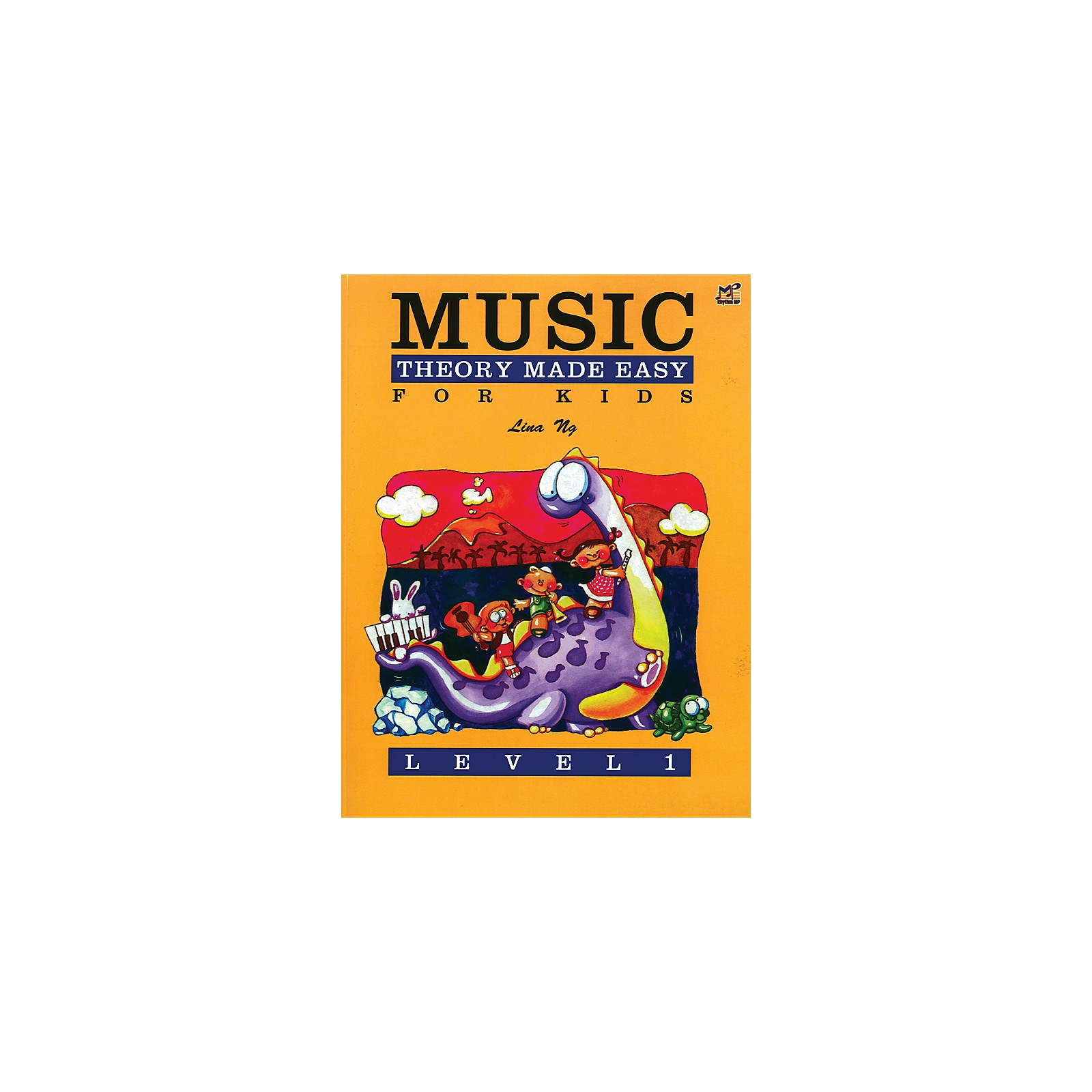 Alfred Music Theory Made Easy for Kids Level 1 Book