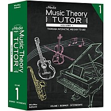 Emedia Music Theory Tutor Vol. 1 - Mac