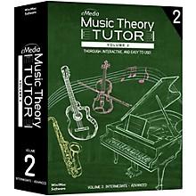 Emedia Music Theory Tutor Vol. 2 - Mac