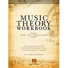 Hal Leonard Music Theory Workbook For All Musicians