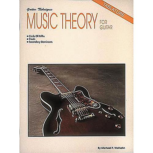 hal leonard music theory for guitar book musician 39 s friend. Black Bedroom Furniture Sets. Home Design Ideas