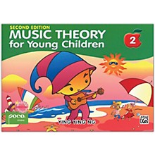 Alfred Music Theory for Young Children, Book 2 (Second Edition)